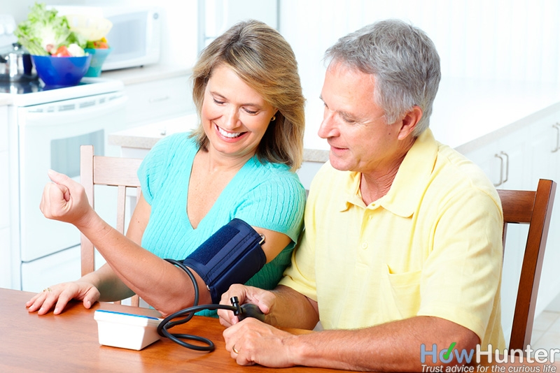 how to lower blood pressure naturally