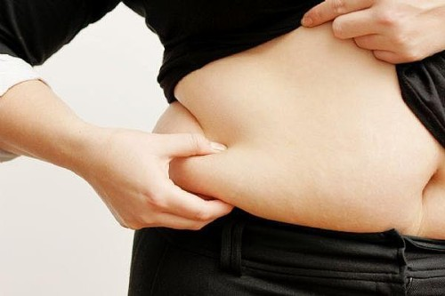 get rid of love handles women