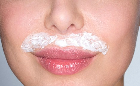 Get Rid Of Upper Lip Hair